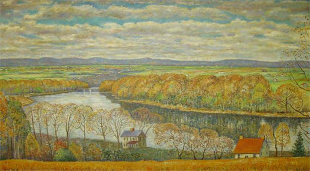 Schuylkill Rural View